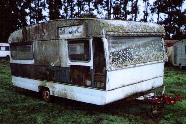 NZ Caravan repairs and refurbishment